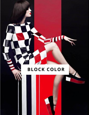 BLOCK COLOR
