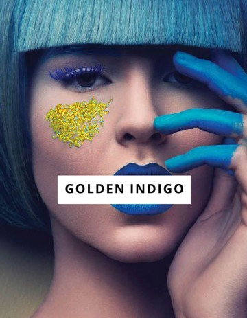 Golden Indigo