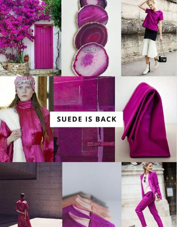 SUEDE IS BACK