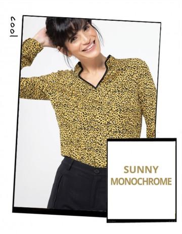 Sunny Monochrome