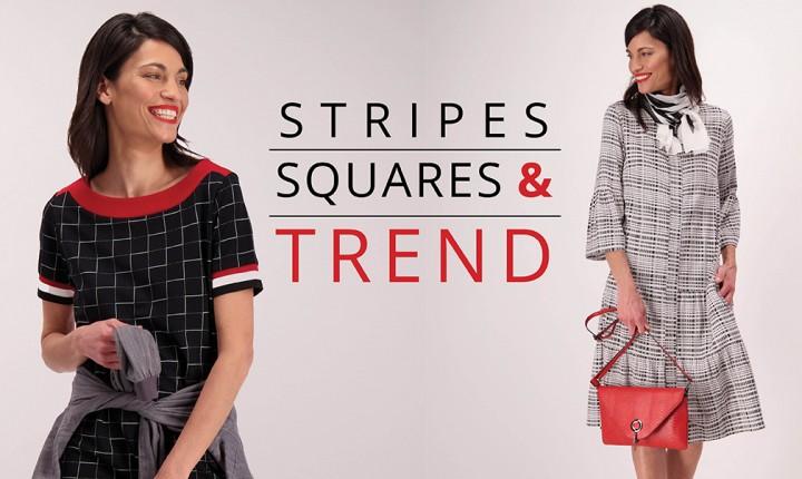 Squares & Stripes