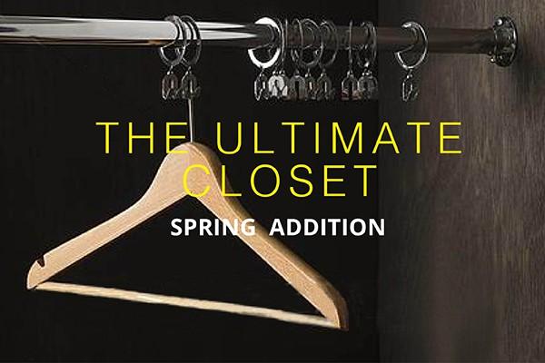 The Ultimate Closet